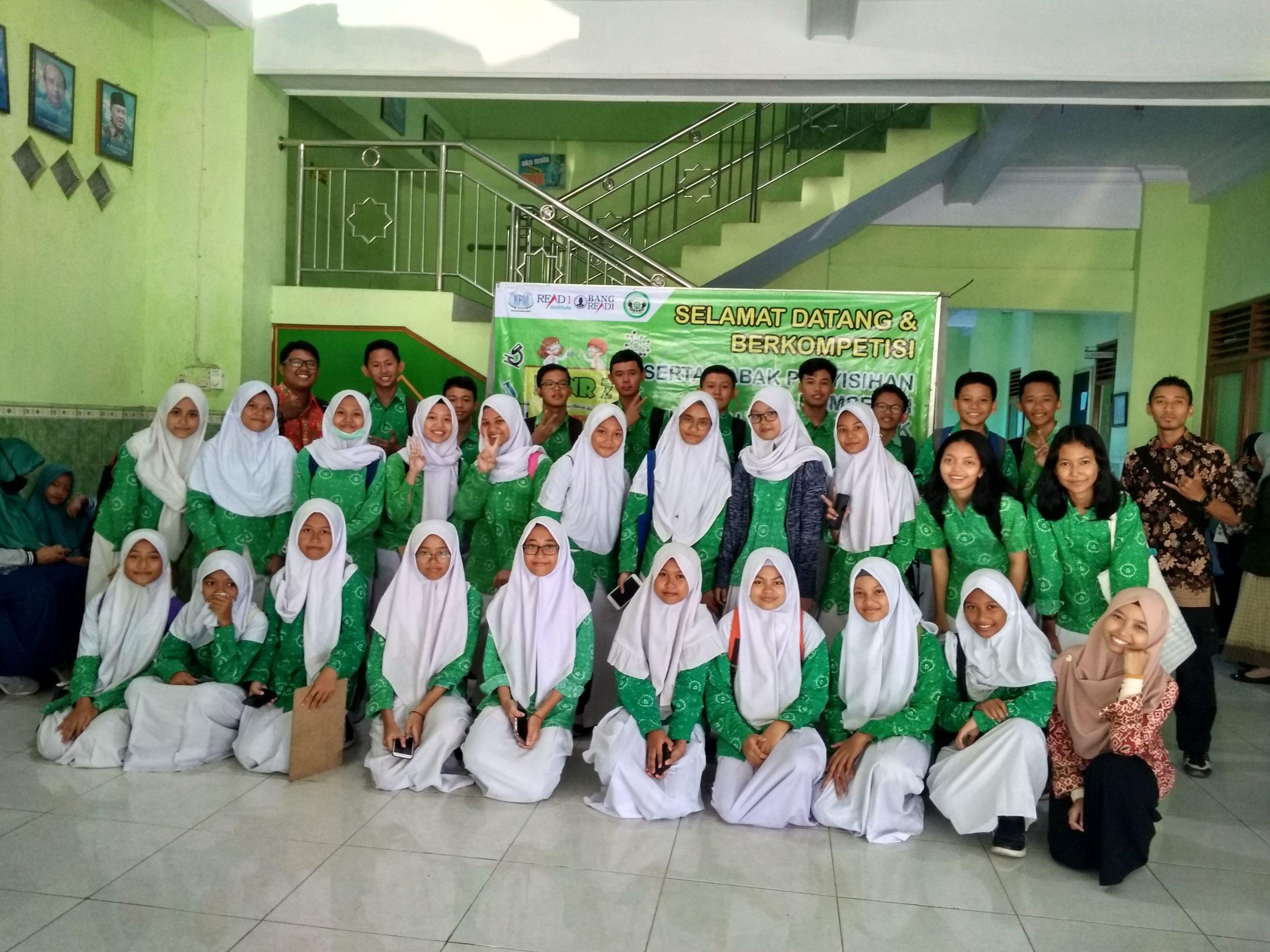 Kompetensi Sains Nalaria Realistik Se-Indonesia Ke-2