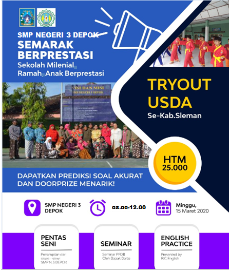 TRY OUT USDA 2020 SE-KAB SLEMAN