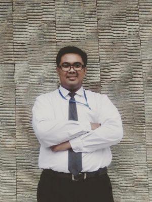 Abdul Aziz Gumilang, S. Pd.