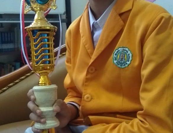 Lomba KIR (Karya Ilmiah Remaja) 2019